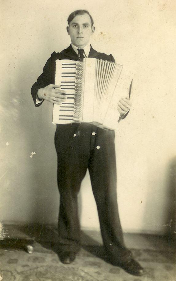 HET VERHAAL VAN JACOB WARNING (1919-1944)