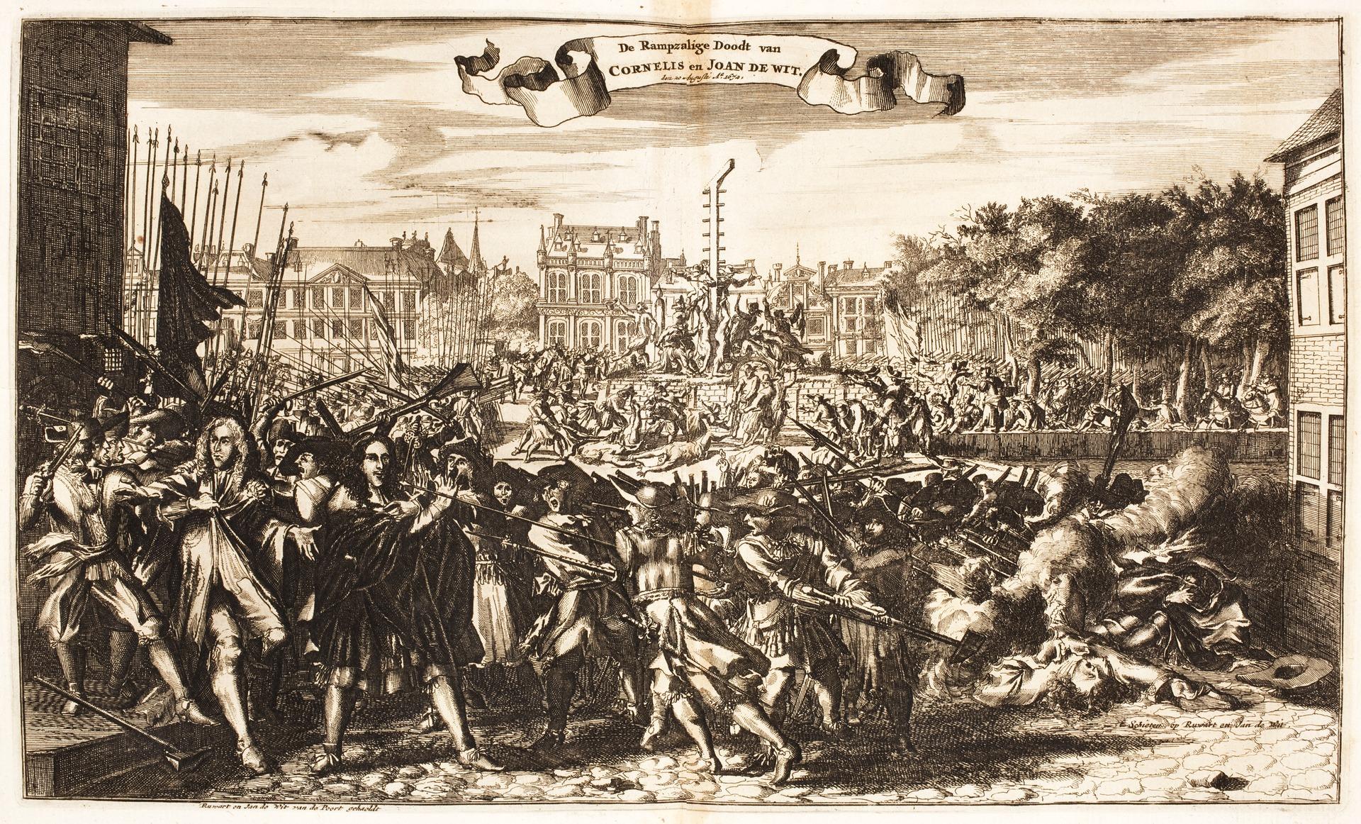 CORNELIS DE WITT (1623-1672)